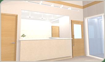 新医院の施設紹介